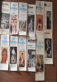 Rivista Papa Giovanni 7 volumi