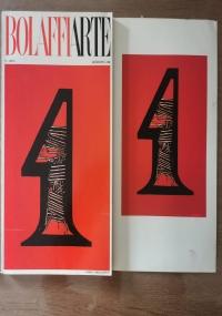 Rivista Bolaffi arte n.24 no litografia