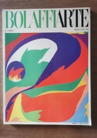 Bolaffi arte n.1 con litografia