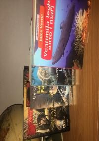 Set 4 libri: Ventimila leghe sotto i mari,Il labirinto dei sogni,La foresta parlante,La spada del destino,