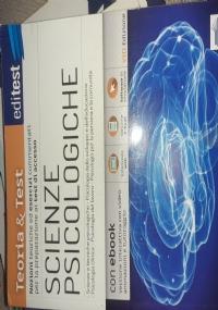 scienze psicologiche ,teorie e test