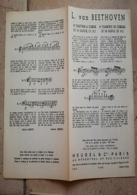 Quartetto d'archi n. 8 (VIII quatuor a cordes) op. 59, n. 2, in MI (mi minore)