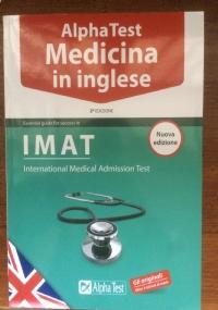 IMAT medicina in inglese