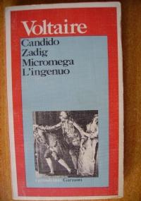 CANDIDO - ZADIG - MICROMEGA - L'INGENUO