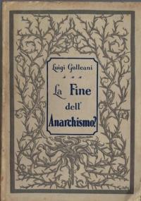 I principi anarchici : teoria, metodo, organizzazione
