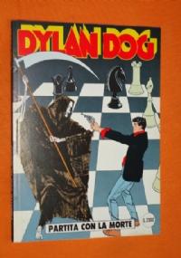 Partita con la morte, Dylan Dog n° 66