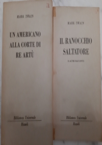 UN AMERICANO ALLA CORTE DI RE ARTÙ - IL RANOCCHIO SALTATORE