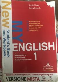 NEW MY ENGLISH 1