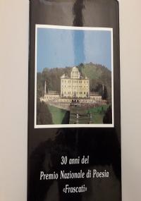 25 anni di poesia  Frascati