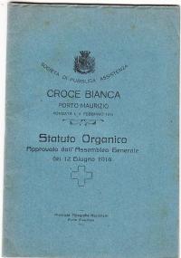 CROCE BIANCA Porto Maurizio