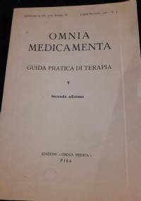 OMNIA MEDICAMENTA GUIDA PRATICA DI TERAPIA 7