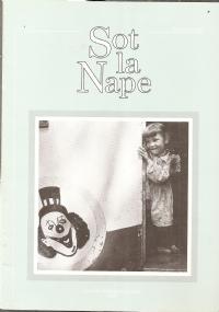 Sot la nape- Anno XLVI -N' 1- Avril 1994