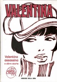 VALENTINA VOLUME 8 VALENTINA NEL METRO' E ALTRE STORIE