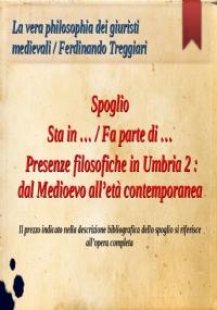 La mistica femminile in Umbria nel secolo XIII