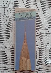 ART NOUVEAU IL LIBRO DELLE CARTOLINE 30 riproduzioni d'arte a colori