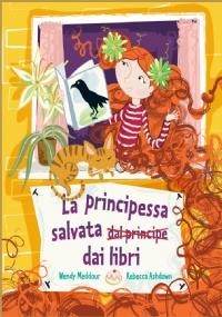 La principessa salvata dai libri
