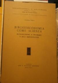 In difesa della biblioteconomia