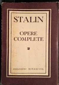 Stalin Opere complete vol.4