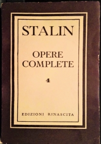 Stalin Opere complete vol.5