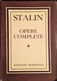 Stalin Opere complete vol.6
