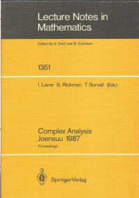 Ring theory : proceedings of a conference held in Granada, Spain, sept. 1-6, 1986