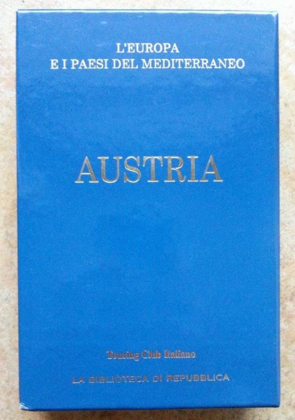 AUSTRIA (Guida TCI) - [NUOVO]