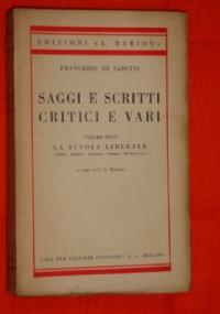 Saggi e scritti critici e vari, volume settimo La scuola democratica