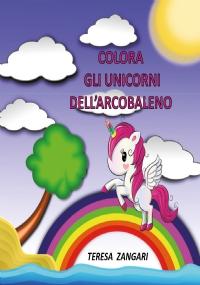 Colora gli unicorni dell'arcobaleno