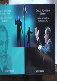 CLAUDIO MONTEVERDI L'ORFEO - RINALDO ALESSANDRINI TEATRO ALLA SCALA