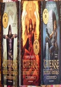 Le guerre del mondo emerso - lotto 3 libri fantasy SERIE COMPLETA