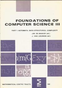 Foundations of computer science III. Part 2 : Languages, logic, semantics
