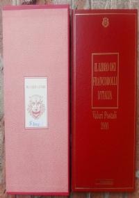 Il Libro dei Francobolli d'Italia. 2001
