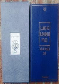 Il Libro dei Francobolli d'Italia. 2002