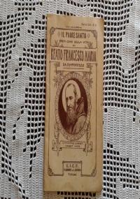 IL PADRE SANTO BREVI CENNI DELLA VITA DEL BEATO FRANCESCO MARIA DA CAMPOROSSO