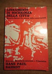Lineamenti di sociologia della città