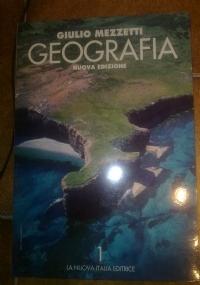 GEOGRAFIA VOLUME 1 nuova edizione