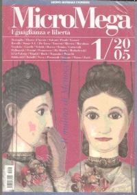 MicroMega 1/2005 Eguaglianza e libertà