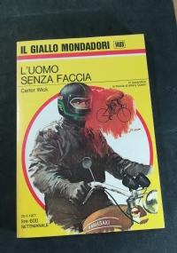 L'uomo senza faccia        Il giallo mondadori 1468