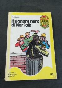 Il signore nero di Norfolk     Il giallo dei ragazzi 140