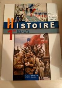 Histoire, 1re ES/L/S