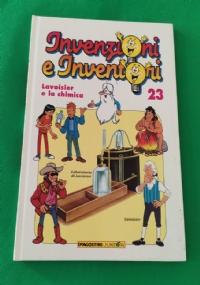 INVENZIONI E INVENTORI 24 – LAVOISIER E LA CHIMICA