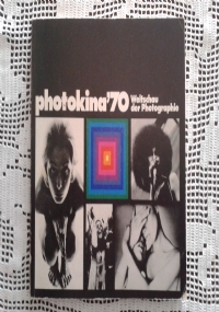 photokina'70 Weltschau der Photographie