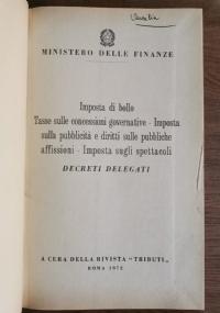 Bollettino della unione storia ed arte n.4 del 1968