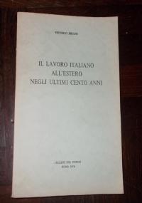 IL LAVORO ITALIANO IN EUROPA IERI E OGGI