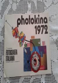 RIVISTA PHOTOKINA 1972 SUPPLEMENTO AL N 177 DEL DIAFRAMMA FOTOGRAFIA ITALIANA