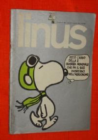 Linus anno 7 numero 79   ottobre 1971