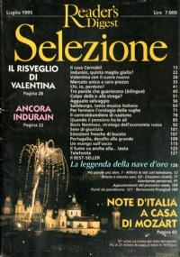 Selezione dal Reader's Digest Agosto 1995