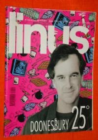 Linus anno 1996 febbraio