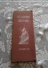 ACCADEMIA MILITARE ANNUARIO 1953
