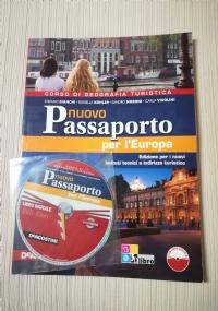 Nuovo passaporto per l'Italia